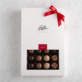 Chocolate Truffle 16 piece box THUMBNAIL
