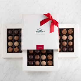 Chocolate Truffle 48 piece box THUMBNAIL