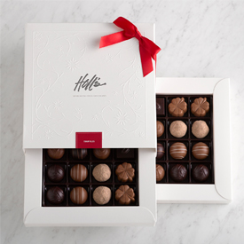 Truffle Two Layer Box THUMBNAIL