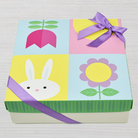 Deluxe Two Layer Easter Box