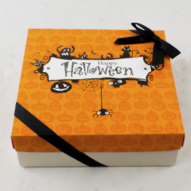 Two Layer Halloween Gift Box MAIN