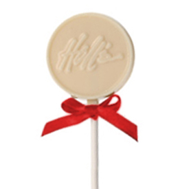 Holl's Lollipop - White Chocolate THUMBNAIL