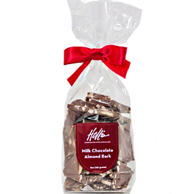 Milk Chocolate Almond Bark MAIN