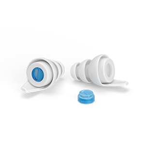 AudioNova Reusable Swim Earplugs THUMBNAIL