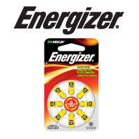 Energizer EZ Turn & Lock Hearing Aid Batteries