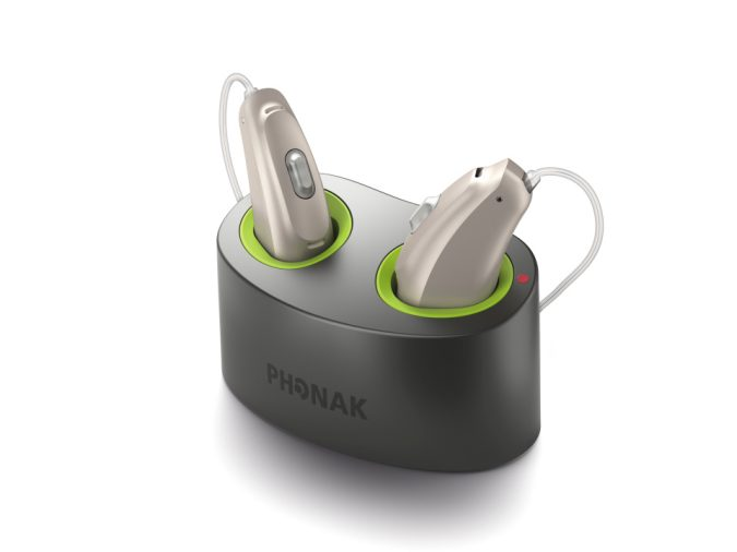 Phonak Audeo B-R Mini Charger