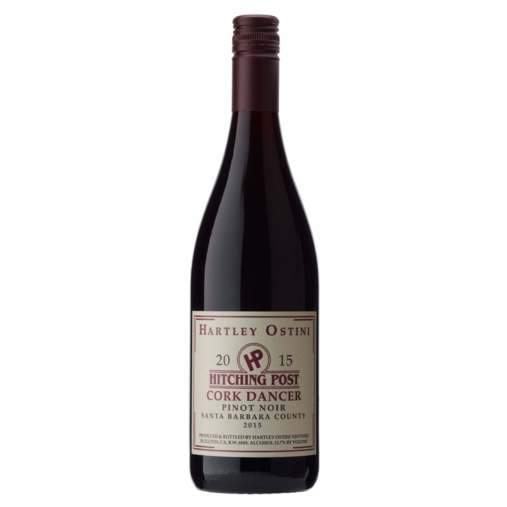"2015 Pinot Noir ""Cork Dancer"""