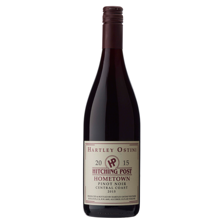 2016 Pinot Noir, Hometown