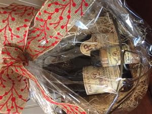 TRO Gift Basket Two Bottle WC
