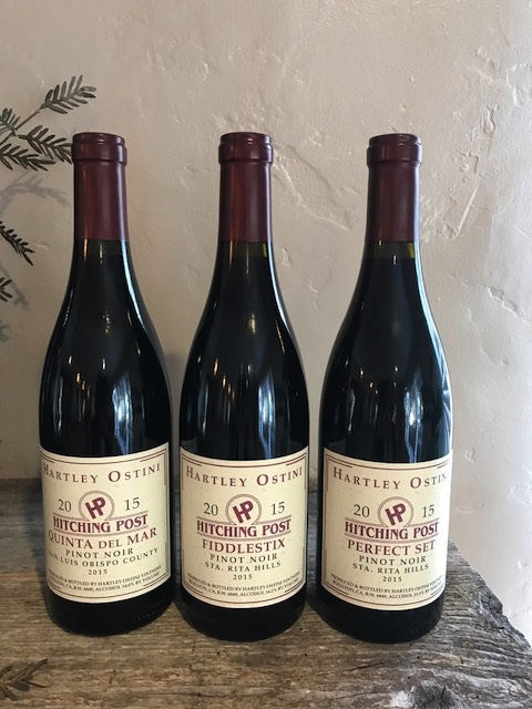 TRO Holiday Pinot Trio