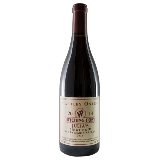 2014 Pinot Noir, Julia's Vineyard MAIN