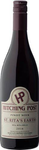 "2016 Pinot Noir ""St. Rita's Earth"" MAIN"