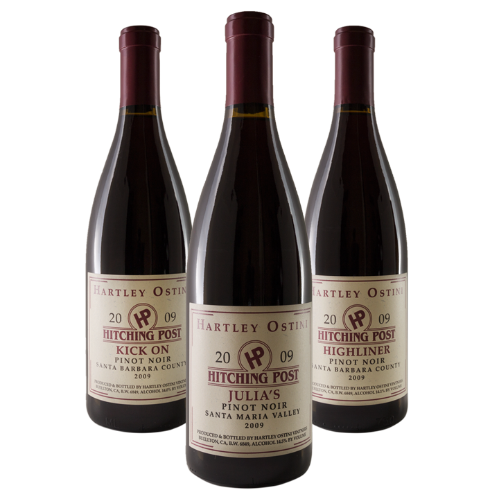 2009 Pinot Noir Three Pack