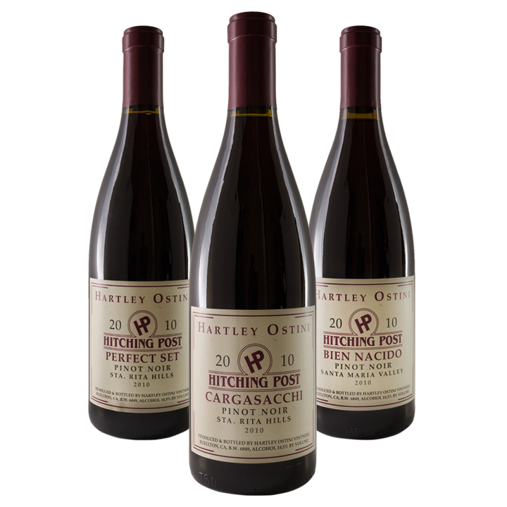 2010 Pinot Noir Three Pack