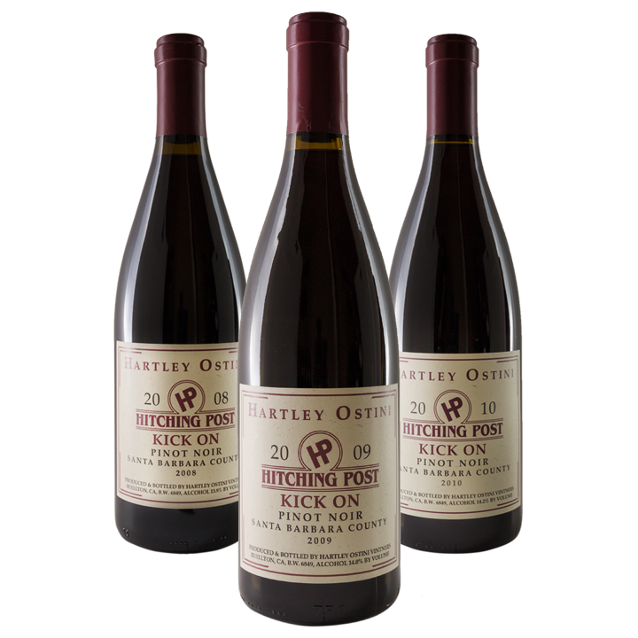 Kick On Pinot Noir Three Pack