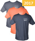 Class of 2017 T-shirt — COURAGE