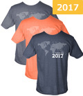 Class of 2017 T-shirt — Jim Elliot Quote