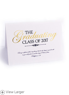 Graduation Announcement Samples