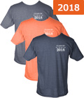 Class of 2018 T-shirt — COURAGE