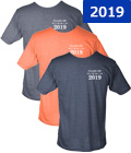 Class of 2019 T-shirt — COURAGE
