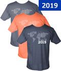 Class of 2019 T-shirt — Jim Elliot Quote