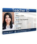 Teacher Photo ID