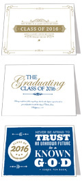 2016 Graduation Announcements