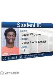 Photo ID - Basic Student LARGE
