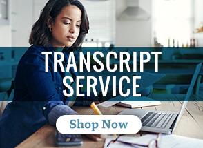 HSLDA Transcript Service