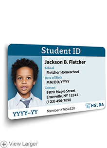 Photo ID - Detailed Student LARGE