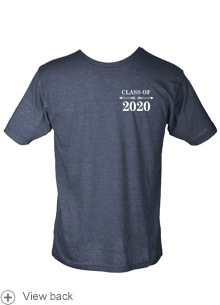 Class of 2020 T-shirt — COURAGE