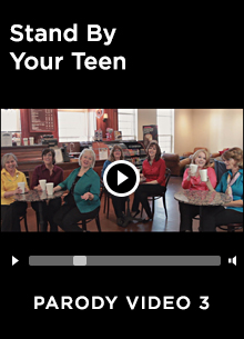 Parody Video #3 — Stand By Your Teen | HSLDA Store
