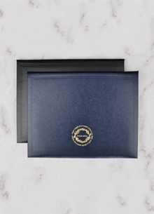 High School Diploma & Case with Personalized Certificate MAIN