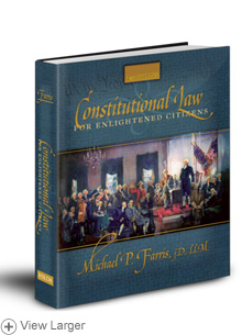 Constitutional Law for Enlightened Citizens LARGE