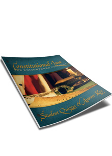 Constitutional Law for Enlightened Citizens (2nd Edition) — Student Quizzes & Answer Key Insert