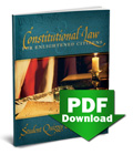 Constitutional Law for Enlightened Citizens (2nd Edition) — Student Quizzes & Answer Key THUMBNAIL