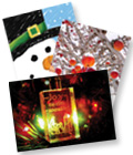 Home School Foundation Christmas Cards — 2013
