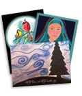 Home School Foundation Christmas Cards — 2014