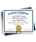 Certificate of Completion THUMBNAIL