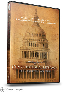 Constitutional Literacy with Michael Farris DVD (Second Edition) MAIN