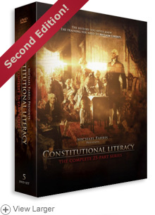 Constitutional Literacy with Michael Farris DVD (Second Edition)