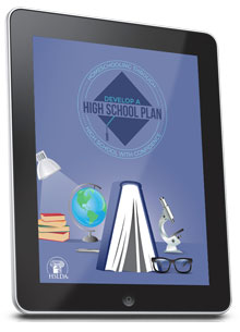 Develop a High School Plan (Kindle, MP4 or PDF Download) | High School | HSLDA Store