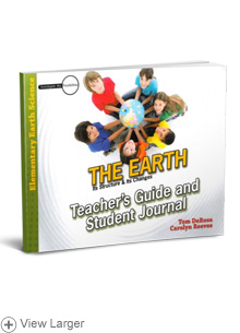 The Earth - Teacher's Guide & Student Journal