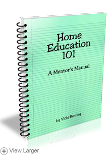 Home Education 101: A Mentor's Manual LARGE