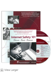 Internet Safety 101℠ DVD & Rules 'N Tools® Booklet