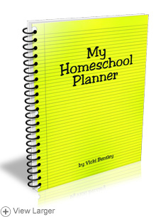 My Home School Planner