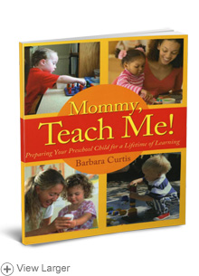 Mommy, Teach Me! LARGE