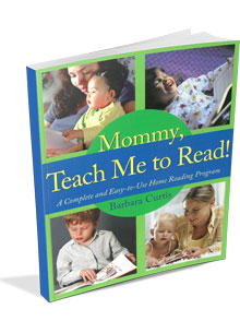 Mommy, Teach Me to Read! MAIN