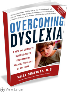 Overcoming Dyslexia LARGE