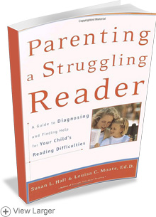 Parenting A Struggling Reader LARGE